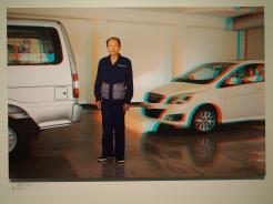 U SONG GYUN, 55, Driver and Salesman, Pyeonghwa.