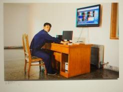 KIM CHOL RYONG, 32, Urea Fertiliser Worker, Hungnam Fertiliser Factory