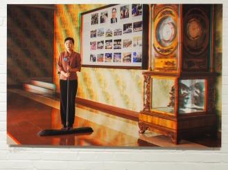 SON KUM JU, 29, Cleaner, Sinhungsan Hotel, Hamhung.