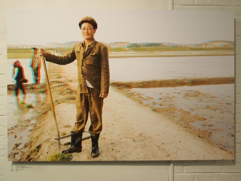 RI YONG GI, 42, Water Regulator, Chonsamri Co-operative Farm.