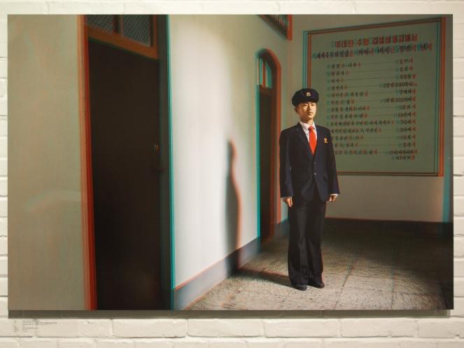 KIM JIN HAK, 20, Landscaping Student, Agriculture University, Wonsan.