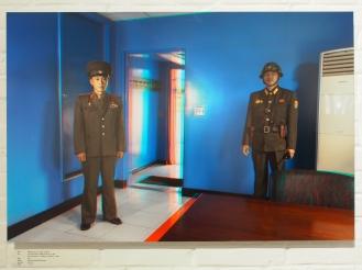 NAM DONG HO, Military Guide, UN Hut, DMZ.#37. NAM DONG HO