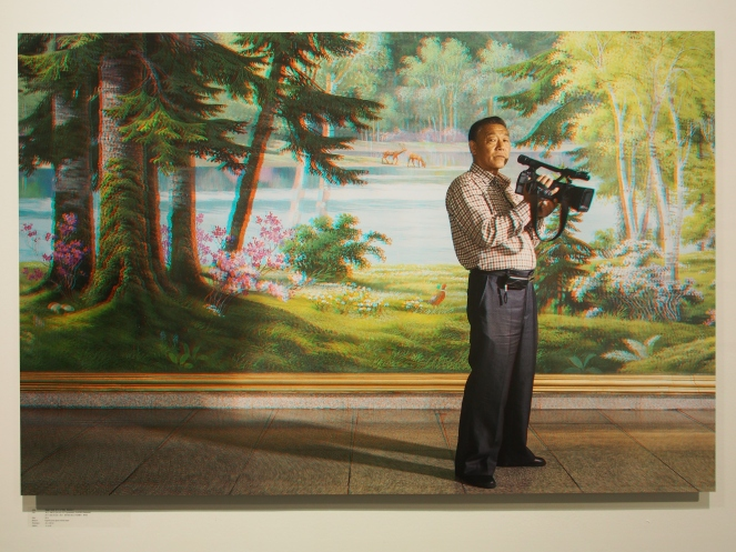 KIM GI SUN, 60, KITC Cameraman, Duck BBQ Restaurant.