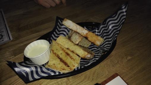 Bread of the Day w/ Classic Aioli