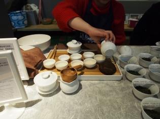 Small Tea Ceremony