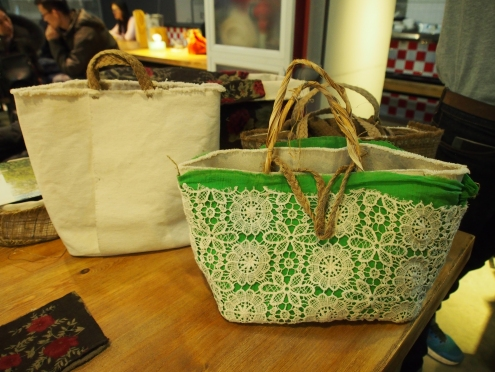 Hand-made Bags