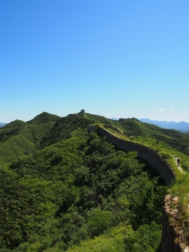 Panlongshan Great Wall 蟠龙山长城, Gubeikou 古北口, Beijing 北京, China 中国