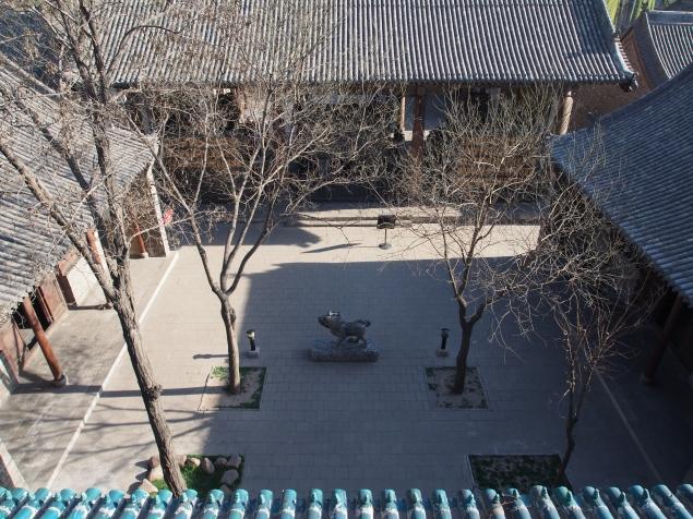 Pingyao Confucius Temple.