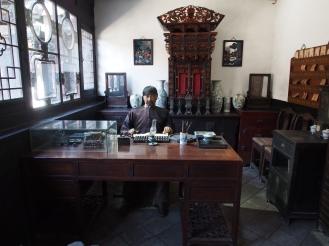 Xietongqing Banking House.