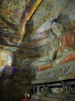 Aksokhya Buddha Cave (Cave No. 9)