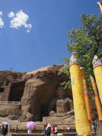 White Buddha Cave (Cave No. 20)