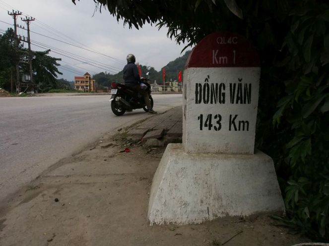 As a general travel destination during our road trip through northern Vietnam Dong Van became our main road marker and check-point if we were still on the right (high) way.