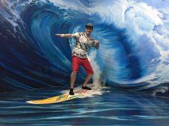 Surfer Tron